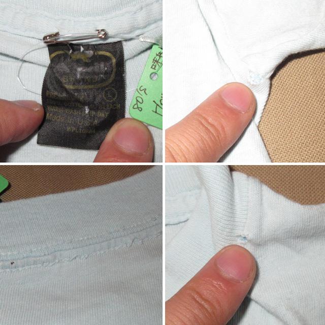 画像4: 古着 Howard Hughes ハワードニューズ 著名人 有名人 Tシャツ SAX 80's / 150713