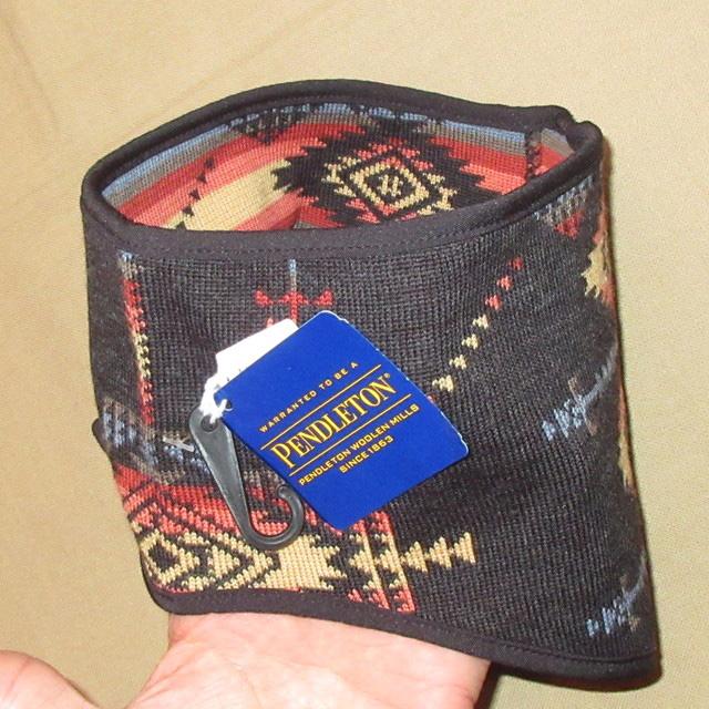 画像3: 新品 PENDLETON ペンドルトン ネイティヴ柄 ウール ニット HEAD BAND ヘアバンド 帽子 CHA 00's / 151219