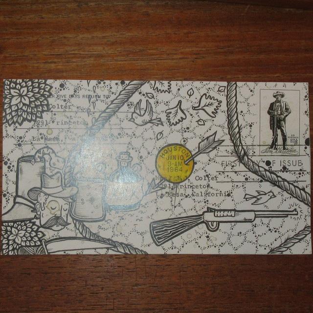 画像3: Kalen Blackburn カレンブラックバーン アーティスト ポストカード 額縁入り ポスター アート作品 インテリア 00's / 160529