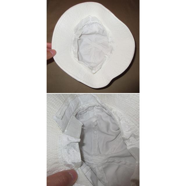 画像4: 古着 PEPSI COLA ペプシコーラ コットンハット 帽子 WHT 80's / 160627