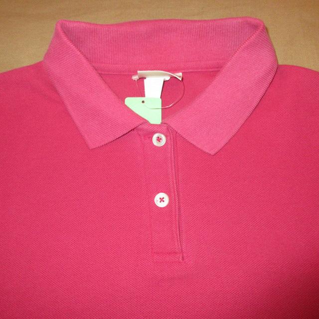 画像3: 古着 USA製 L.L.Bean LLビーン ポロシャツ PNK 90's / 160802