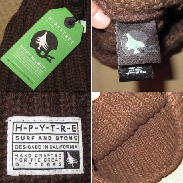 画像4: 新品 HIPPYTREE ヒッピーツリー アクリル ニットキャップ CAP 帽子 BRW 00's / 170128
