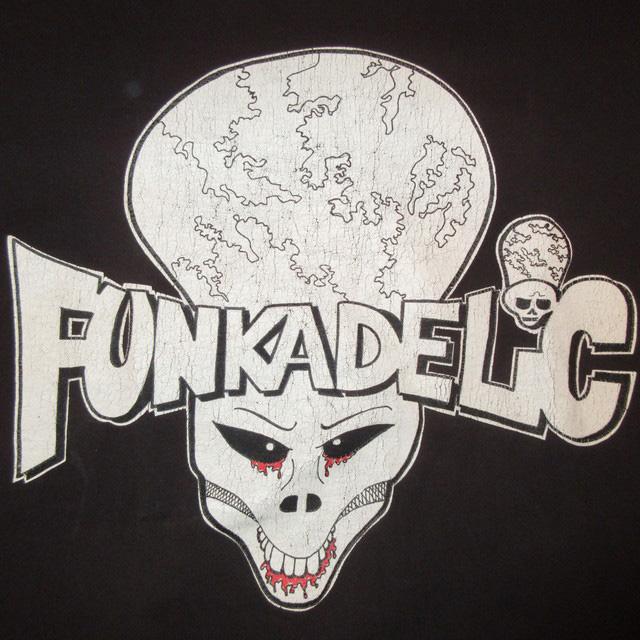 画像3: 【過去に販売した商品です/SOLD OUT】古着 FUNKADELIC PARLIAMENT P-FUNK Tシャツ 90's/170410