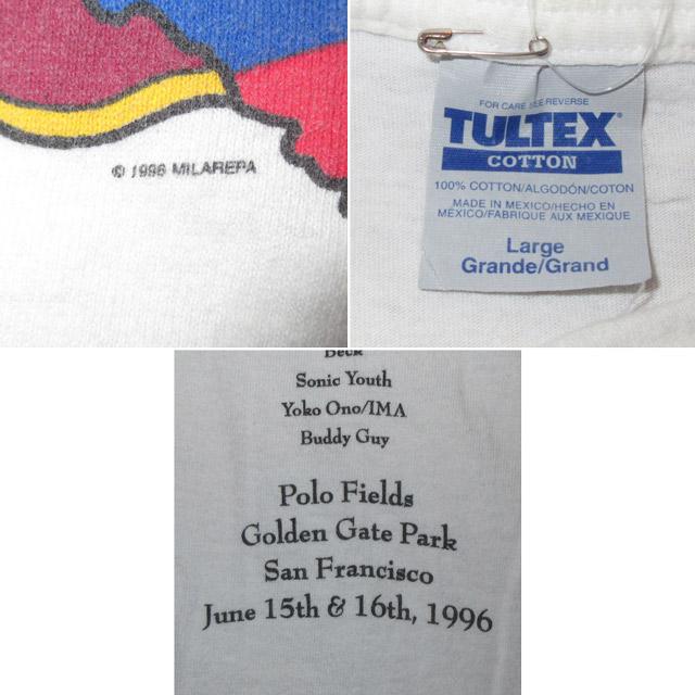 画像5: 【過去に販売した商品です/SOLD OUT】古着 TIBETAN FREEDAM CONCERT 1996 Tシャツ 90's/170410