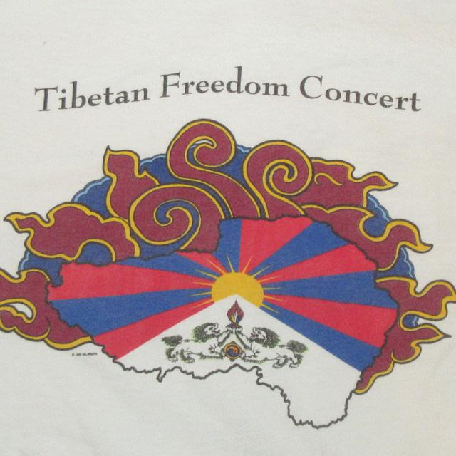 画像3: 【過去に販売した商品です/SOLD OUT】古着 TIBETAN FREEDAM CONCERT 1996 Tシャツ 90's/170410