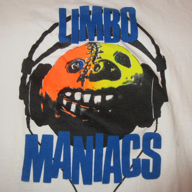 画像3: 【過去に販売した商品です/SOLD OUT】古着 LIMBO MANIACS リンボーマニアックス STINKY GROOVES Tシャツ 90's/170601