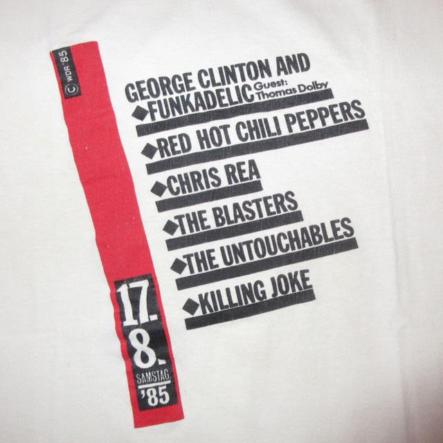 画像3: 【過去に販売した商品です/SOLD OUT】古着 WDR ROCKPAREST ロックパレスト レッチリ P-FUNK Tシャツ 90's/170601