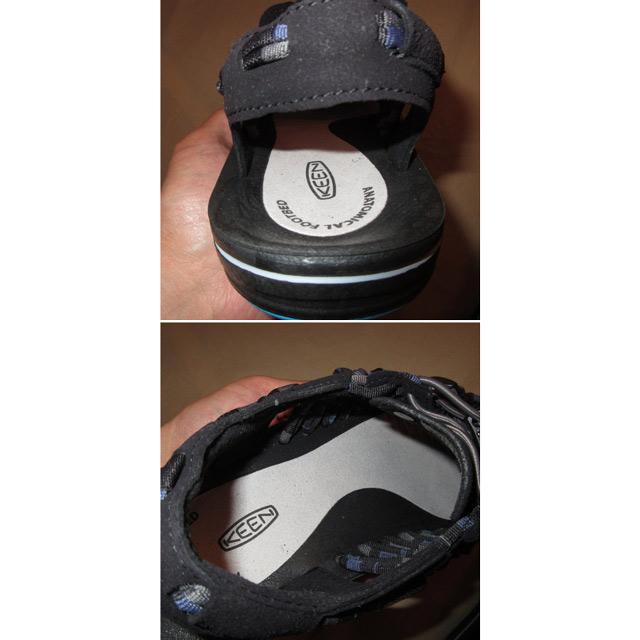 画像5: 新品 KEEN キーン UNEEK ユニーク アウトドア スポーツ サンダル BLK 00's / 170612