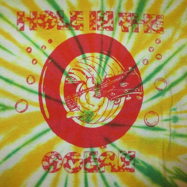 画像3: 古着 80's HOLE IN THE OCEAN タイダイ Tシャツ made in USA / 170810