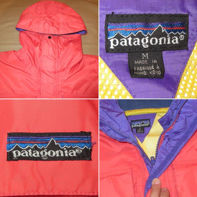 画像4: 古着 90's patagonia  パタゴニア SKANORAK スカノラック アノラック マウンテンパーカ アウトドア PNK / 171026
