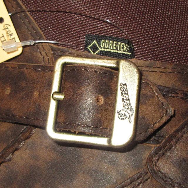 画像3: 新品 00's DANNER ダナー Sharptail REAR ZIP シャープテイル GORE-TEX レザーブーツ BRW SIZE8H / 171114