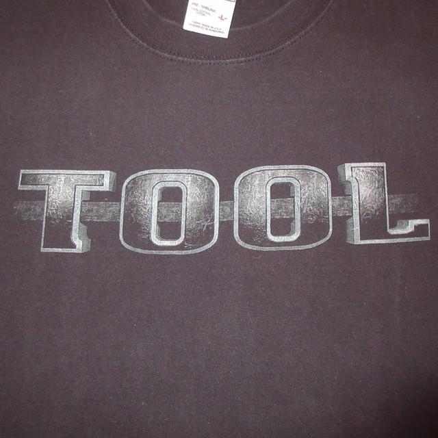 画像3: 古着 00's TOOL トゥール オルタナ Tシャツ BLK / 180417