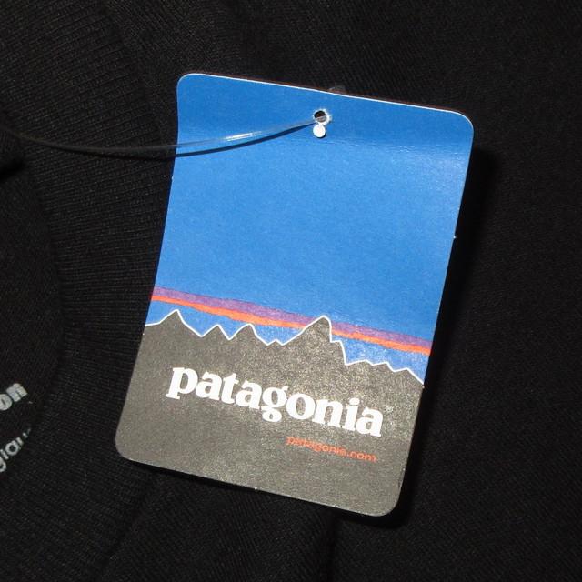 画像5: 新品 00's FLETCHER CHOUINARD DESIGNS フレッチャーシュイナードデザイン HOKUSAI WAVE patagonia パタゴニア Tシャツ BLK / 180509
