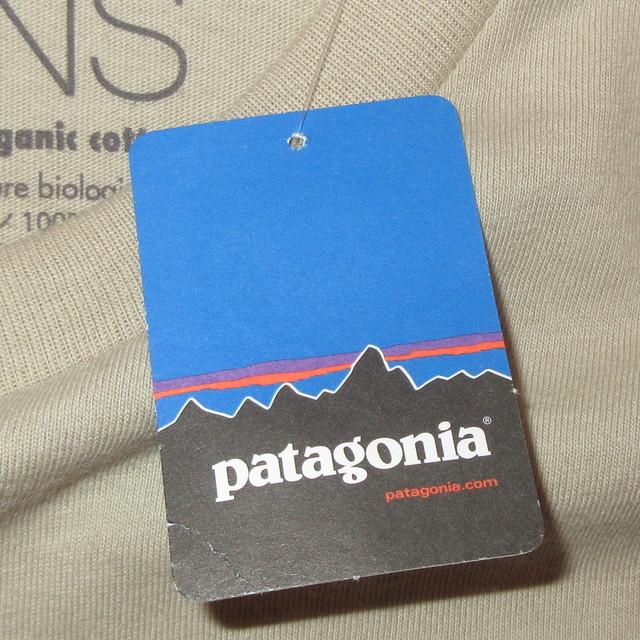 画像5: 新品 00's FLETCHER CHOUINARD DESIGNS フレッチャーシュイナードデザイン HOKUSAI WAVE patagonia パタゴニア Tシャツ BEI / 180509