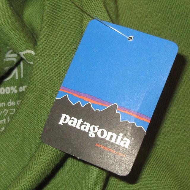 画像5: 新品 00's FLETCHER CHOUINARD DESIGNS フレッチャーシュイナードデザイン patagonia パタゴニア Tシャツ GRN / 180509