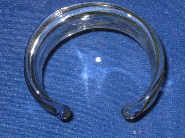 画像2: 新品 グラスアート GLASS ARTS バングル D-1
